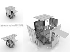 (Taufik,Sukmaji,Davi and Rio) A group task about applications of Photo Voltaics (PV) in architecture. We choose to design a multi-purposed portable architecture with PV. It can be used as portable ...