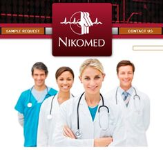 Nikomed USA Inc. is known industry-wide as a leading supplier of top-quality disposable EKG Electrodes, Monitoring Electrodes, Electro-Surgical Grounding Pads, Cardiology Supplies, Surgical Supplies, and related medical products represented through distributors around the World. They provide distributors with the most complete line of ECG monitoring