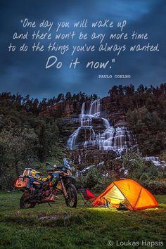 Traveling Rider Saying