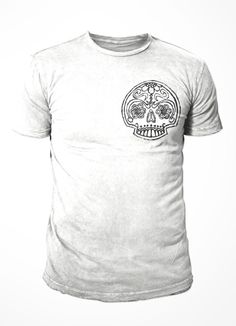 One of the first designs we received - from one of #Adelaide's true characters. The Captain. Mr Mike Carruthers! #skull