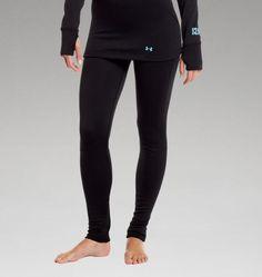 aaecccde43c5a1 Women's UA Base™ 3.0 Legging Women's Athletic Leggings, Winter Gear,  Workout Pants,