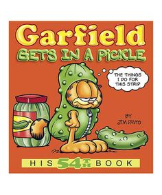 373d17a1f0 Garfield Garfield Gets in a Pickle Paperback