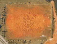 Arte feita para Nike e Corinthians, Facebook ( neto cicchilli )