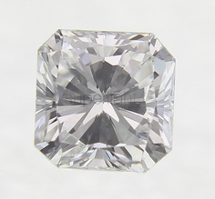 Certified 0 71 Carat D Color VVS2 Radiant Buy Natural Loose Diamond 4 98x4 82mm. Radiant with 1:1 proportion. $1500