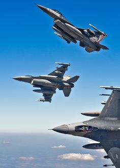 U.S. Air Force | Lockheed Martin F-16C Fighting Falcon's