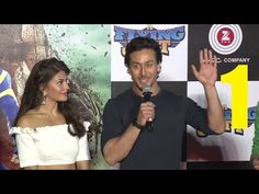 A FLYING JATT trailer launch | Tiger Shroff, Jacqueline Fernandez, Nathan Jones | PART 1