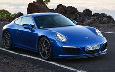 Der neue #Porsche #Carrera #911 mit 3-Liter-Turbo unter der Haube im #Fahrbericht auf #Neuwagen.de!