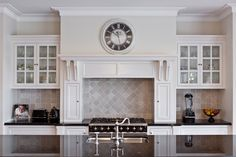 Grand Cumberland Kitchen - Steding Interiors & Joinery Melbourne