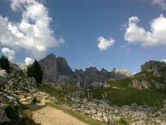 World heritage Dolomites