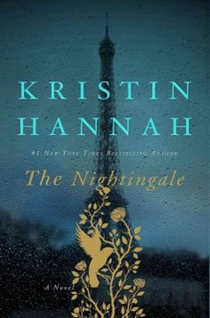 """Shirlee really enjoyed The Nightingale by Kristin Hannah! She said """"This historical fiction novel shows the strength of two women and their convictions and determination. A story of love, fear, and mystery during WWII. One of my favorite books! I Love Books, New Books, Good Books, Books To Read, The Nightingale Book, Missouri, Best Historical Fiction, Kristin Hannah, Thing 1"""