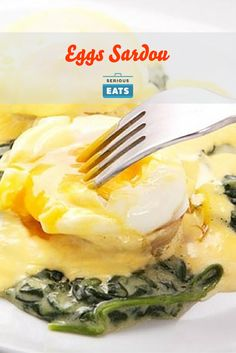Eggs Sardou (New Orleans-Style Poached Eggs With Artichoke Hearts ...