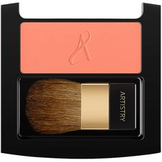Artistry Signature Color Blush (300 MXN) ❤ liked on Polyvore featuring beauty products, makeup, cheek makeup and blush