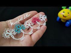 Image gallery – Page 418764465345853927 – Artofit Needle Tatting, Tatting Lace, Crochet Flowers, Crochet Lace, Creative Embroidery, Afghan Patterns, Tatting Patterns, Collars, Weaving