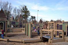 Kidstowne at Kelly Road Park #Apex