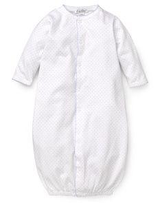 38.00$  Buy now - http://viqnp.justgood.pw/vig/item.php?t=2w3rzyn52502 - Kissy Kissy Boys' Polka Dot Convertible Gown - Baby