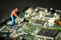 Miniature Photography: Hacker