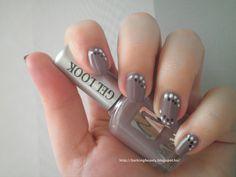 #notd #moyra #916 #bbloggers #polkadots #nailpolish #nailart