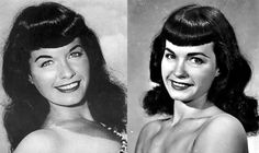 Bettie Bangs Tutorial