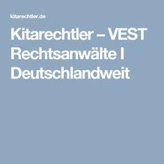 Kitarechtler – VEST Rechtsanwälte I Deutschlandweit