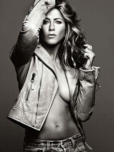 Jennifer Aniston for Elle