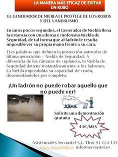 El sistema de protección más seguro para su negocio. Declarado mejor producto del año 2012 por la Federación española de seguridad