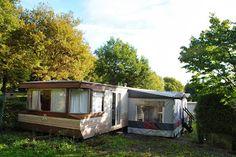 Kruidwis: Stacaravan of caravane résidentiële: Camping Le Roptai