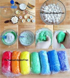 make your own Fondant from scratch