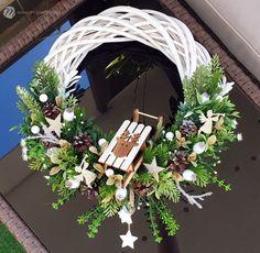 Christmas Wreaths, Christmas Decorations, Grapevine Wreath, Grape Vines, Hanukkah, Maya, Lanterns, Centerpieces, Home Decor