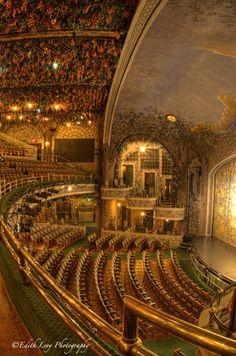 Winter Garden Theatre, Toronto - my fav theatre in the city