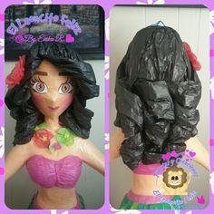 Hawaiian girl piñata