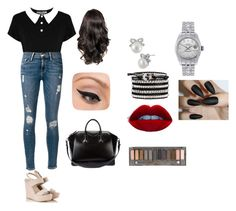 """""""Untitled #1"""" by somiakhan on Polyvore"""