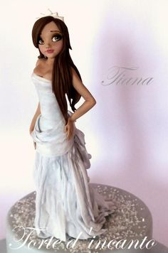 Princess Tiana by Torte d'incanto