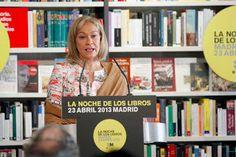 Todo sobre la Noche de los Libros en Madrid 23 Abril #nochedeloslibros