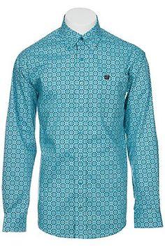mens cinch shirt- love the color