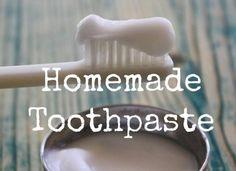 How To Make Your Own Toothpaste And Other Oral Pr .- So stellen Sie Ihre eigene Zahnpasta und andere Mundpflegeprodukte her ———… How to make your own toothpaste and other oral care products ———… - How To Make Toothpaste, Healthy Toothpaste, Organic Toothpaste, Toothpaste Recipe, Homemade Toothpaste, Oral Health, Dental Health, Dental Care, Health Care
