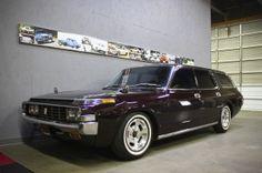 1973 Toyota Crown Wagon