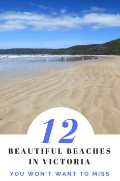 12 Beautiful beaches you want want to miss in Victoria, Australia.