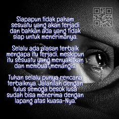 Tidak Terima Kenyataan Self Reminder, Prayer Quotes, Islamic Quotes, Captions, Prayers, Memories, Muslim, Memoirs, Beans