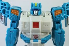 In-Hand Images Freezeout and Topspin Transformers Titans Return Deluxe Class Figures