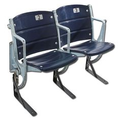 What you are buying is a pair (set of 2) of authentic riser -mount stadium seats from the imploded former home of the Dallas Cowboys: Texas Stadium in Irving, Texas. These seats were removed from Texas Stadium in 2009 by S&S Seating on behalf of the Cowboys. | eBay!