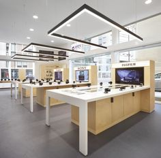 WEX Photo Video store by Ormerod Sutton Architects, London – UK » Retail Design Blog
