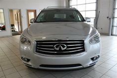 2014 Infiniti QX60Hybrid Base AWD 4dr SUV SUV 4 Doors Silver for sale in Cleveland, OH Source: http://www.usedcarsgroup.com/new-infiniti-qx60_hybrid-for-sale