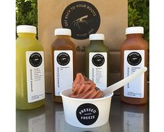 Our Top Pressed Juicery Freeze Instagram Pictures