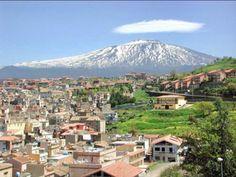 Etna and lenticularis