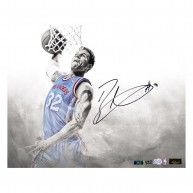"""Blake Griffin Autographed """"White Out"""" Photograph 16x20 Unframed  ~Limited to 32~ 