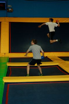 Not Only Does Lazer Kraze Offer Multi Level Laser Tag It Also Has A Indoor TrampolineTrampoline ParkLazer
