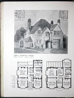 antique spacious mooramie house design   252 Best House Plans 1900 - 1930s images   House plans ...