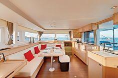 Lagoon 450 Catamaran...i want this sooooo bad. #dreamboat