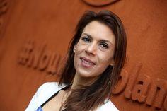 Marion Bartoli - People au village des internationaux de France de tennis à Roland Garros à Paris 4