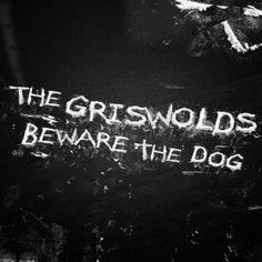 #28 The Griswolds: Beware The Dog